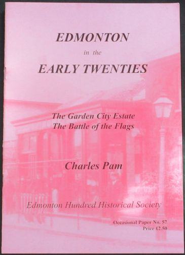 Edmonton in the Early Twenties, by Charles Pam